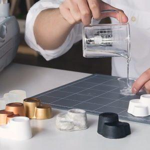 用真空成型模具實現各種材質打樣