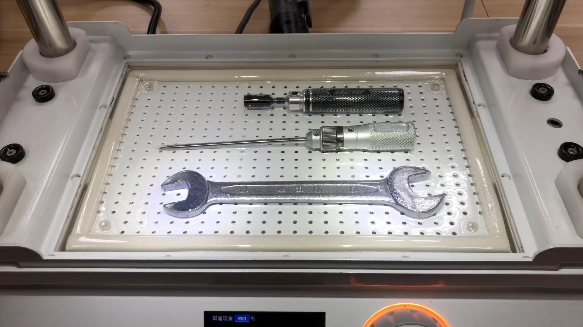 FORMART小型真空成型機(桌上型真空吸塑機)製作工具泡殼