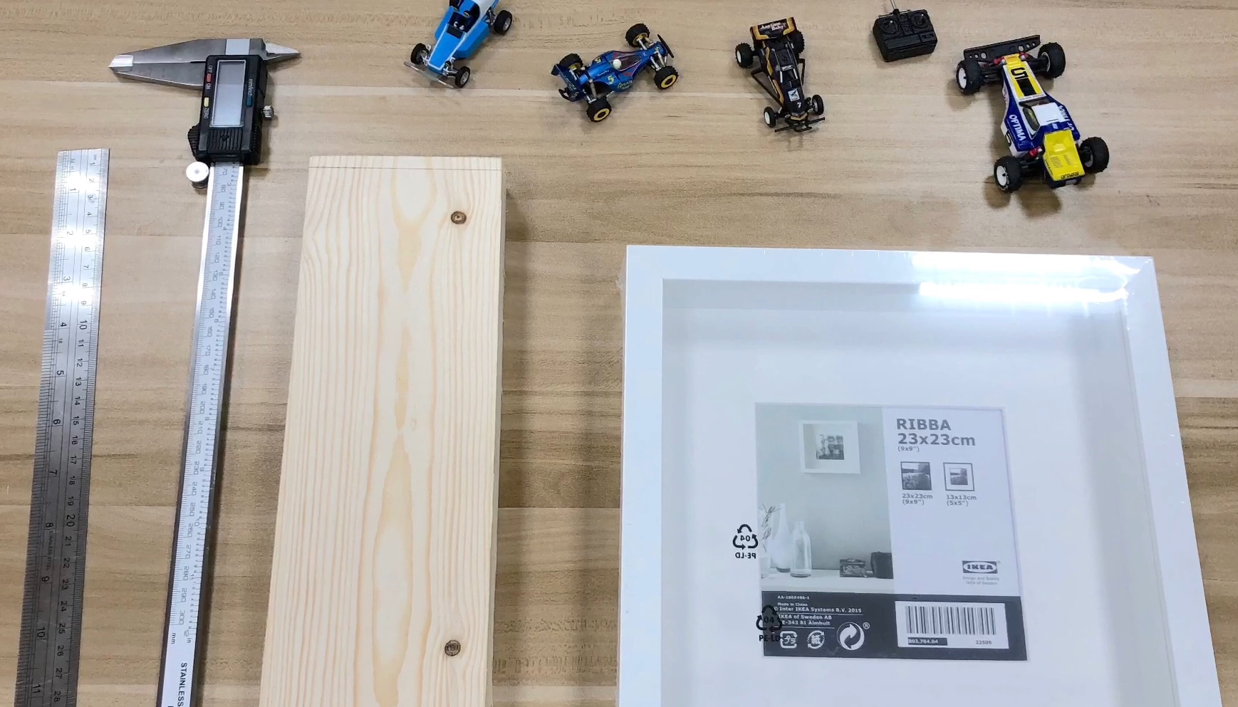 FORMART小型真空成型機(桌上型真空吸塑機)製作展示相框